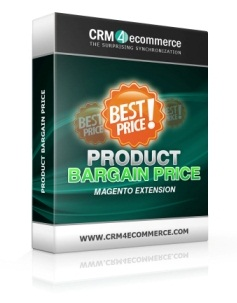 Magento Product Bargain Price