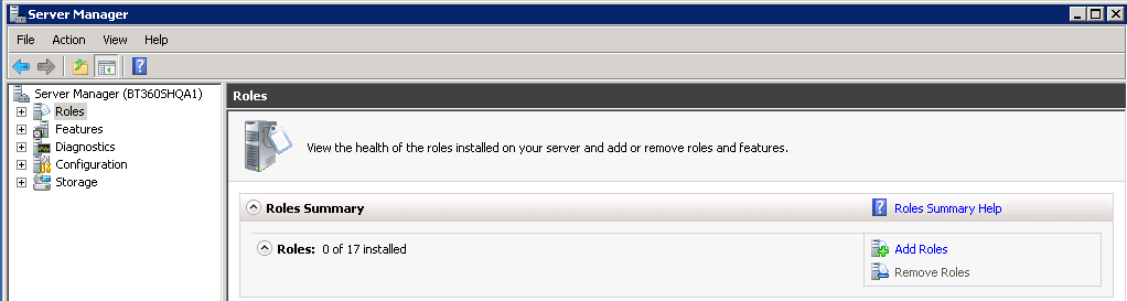 adding iis rules