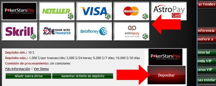 Si tienes una cuenta en PokerStars.com