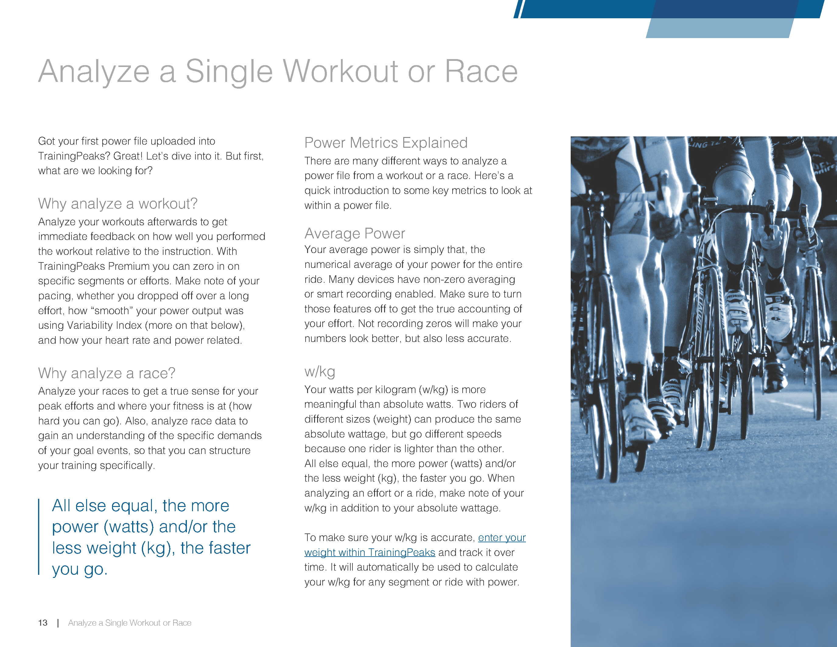 Stages support ebook trainingpeaks how to start training with scroll to the bottom of the page for the download file note download not available from within the stages apps fandeluxe PDF