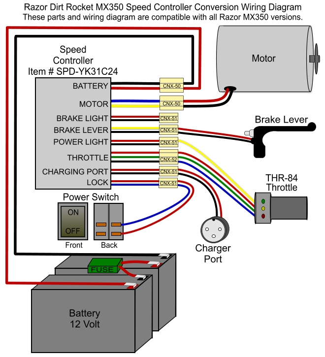 electric scooter controller wiring diagram electric free engine image for user manual