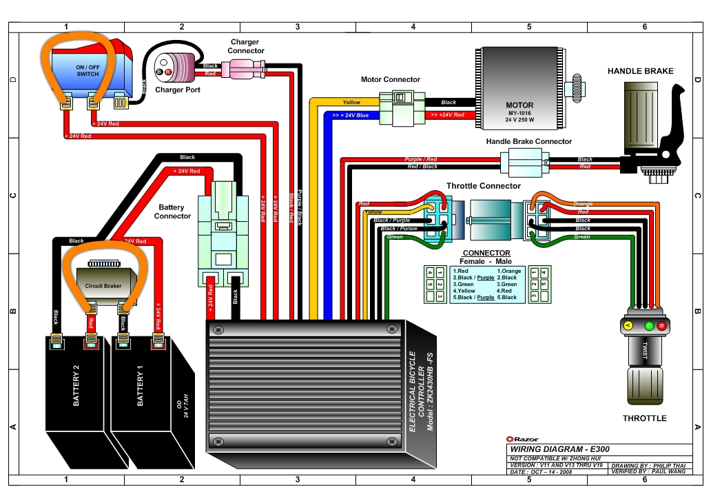 0000000000?1411834530 razor electric motorcycle wiring diagram wiring diagram simonand pride legend scooter wire diagrams at bakdesigns.co
