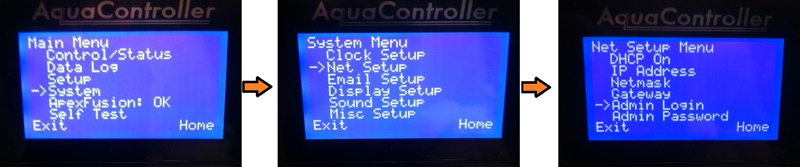 How To Access Your Quot Classic Dashboard Quot Pc Neptune Systems