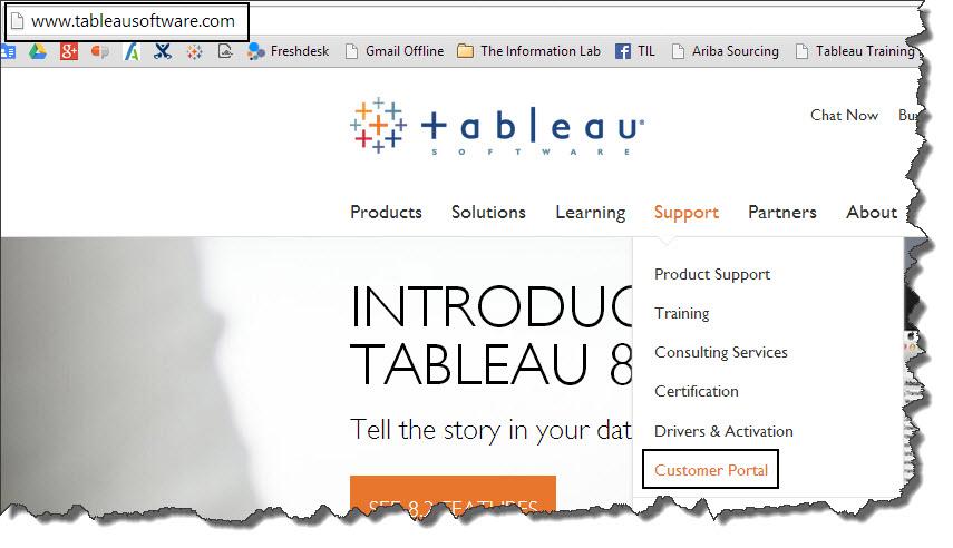 tableau desktop find license key
