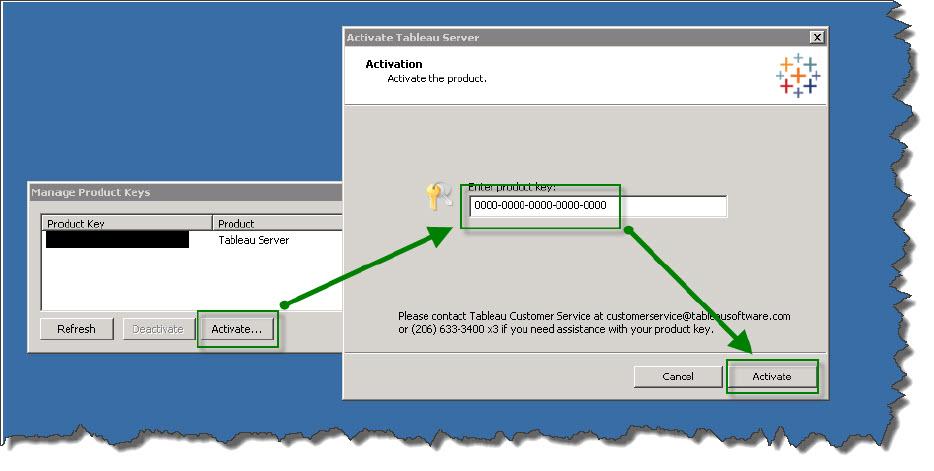 tableau activation key free