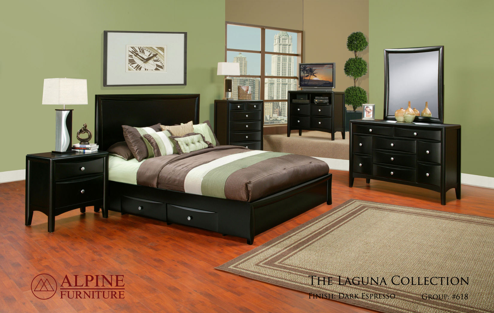 laguna bedroom collection group 618 customer support