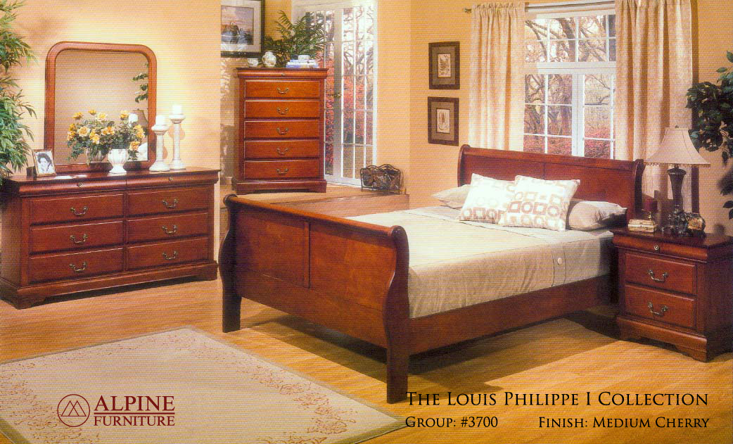 Louis Philippe Bedroom Collection Group 3700 Customer Support