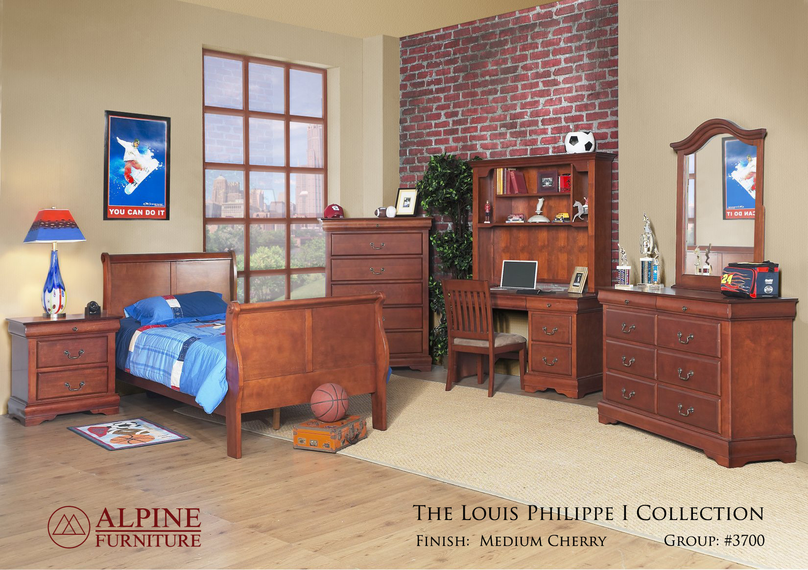 Louis philippe bedroom collection group 3700 customer - Louis philippe bedroom collection ...