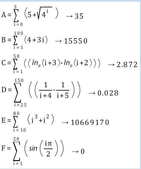 Printables Sigma Notation Worksheet sigma notation worksheet abitlikethis using summation operation notation